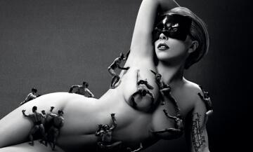 Lady Gaga Digital Campaign