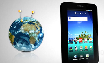 Galaxy Tab - Idents