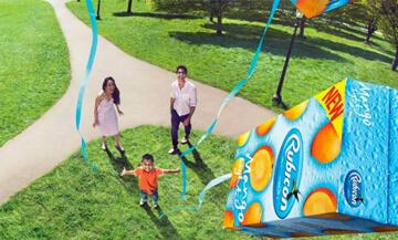 Mango Light Launch Campaign